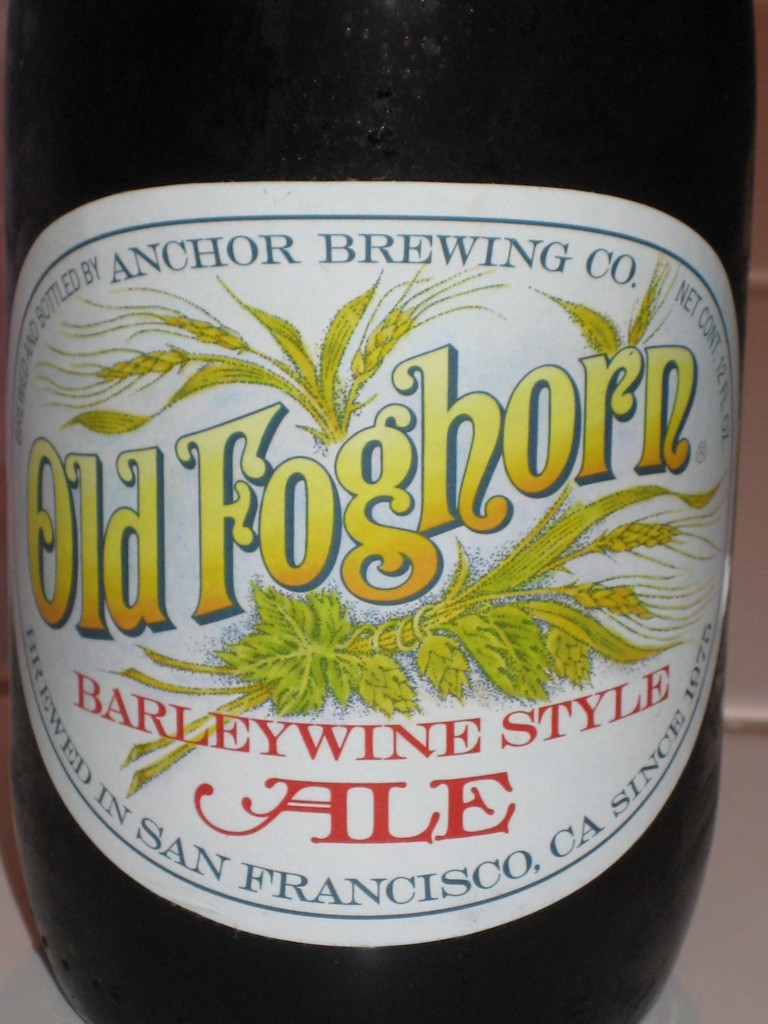 Anchor Steam's Old Foghorn