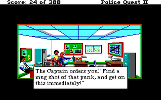 Didn T I Say Drop It Let S Play Police Quest 2 The